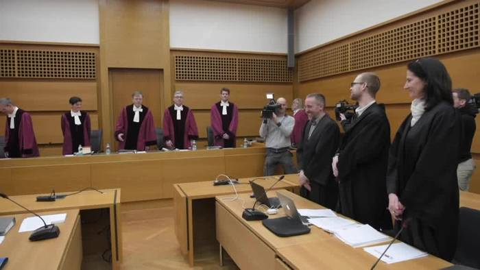 News video: Bundesgericht: «Linksunten.Indymedia» bleibt verboten
