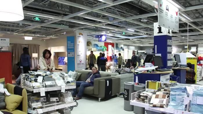 News video: Coronavirus: Ikea macht Filialen dicht