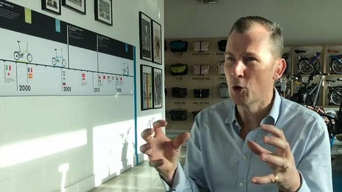 News video: Britische Unternehmer: Grübeln über die