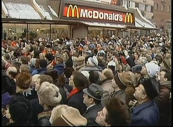 News video: Vor 30 Jahren: Erster McDonald's in Moskau