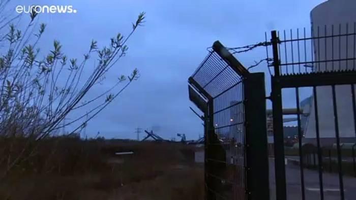 News video: Gegen Klimapläne: Neues Kohlekraftwerk Datteln 4 stundenlang besetzt