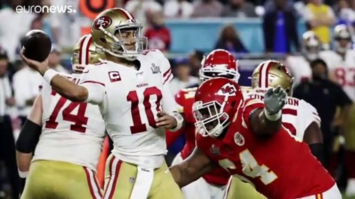 News video: Super Bowl: Sieg für die Kansas City Chiefs