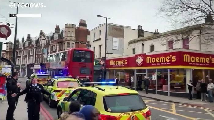 News video: Messerstecher von London (20) kam erst im Januar aus Haft frei