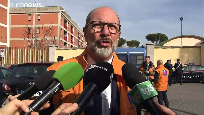 News video: Coronavirus: So erleben evakuierte Europäer 14 Tage Quarantäne