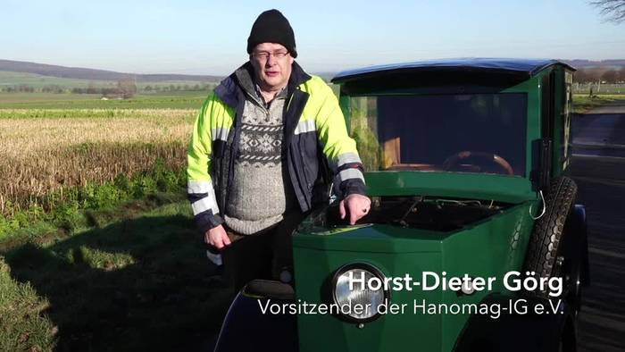 News video: 1,6 PS: Hobby-Schrauber machen E-Oldtimer flott