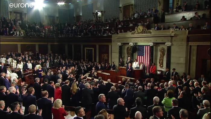 News video: Impeachment: Freispruch erwartet