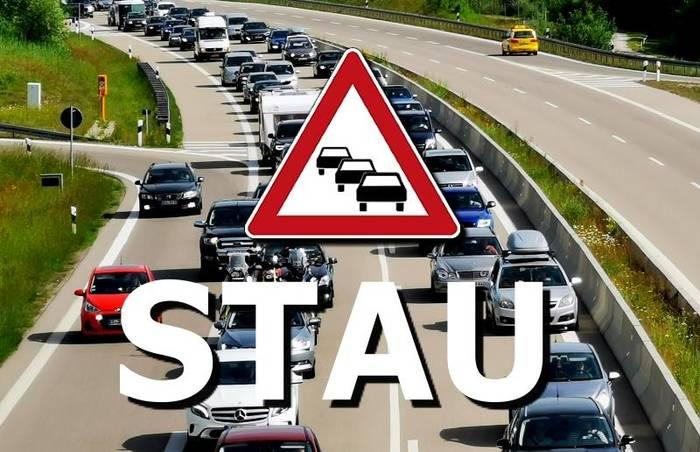News video: Ferienbeginn mit Stau !
