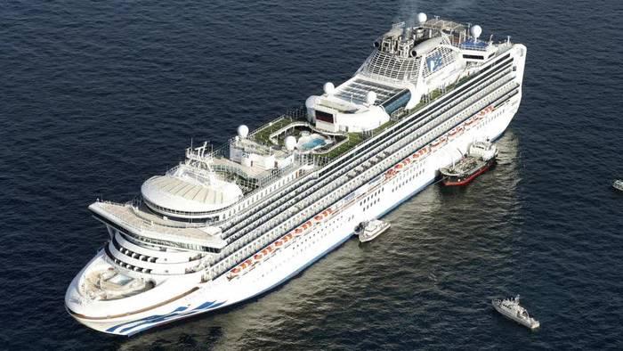 News video: Coronavirus auf Kreuzfahrtschiff: Auch Deutsche an Bord