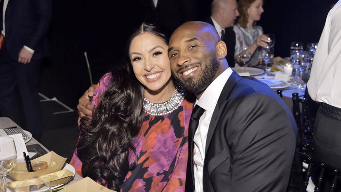 News video: Kobe Bryants Witwe: