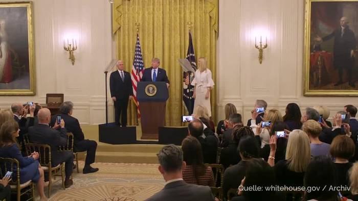 News video: Impeachment: Trump bleibt im Amt und triumphiert