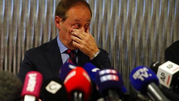 Video: Präsident von Eissportverband erklärt Rück´tritt: