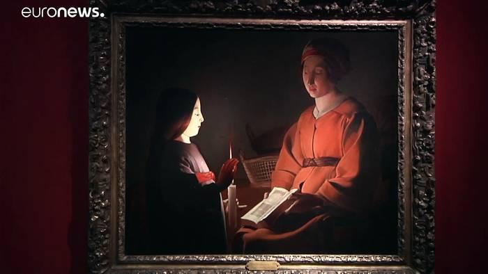 News video: Ausstellung: Georges de La Tour in Mailand