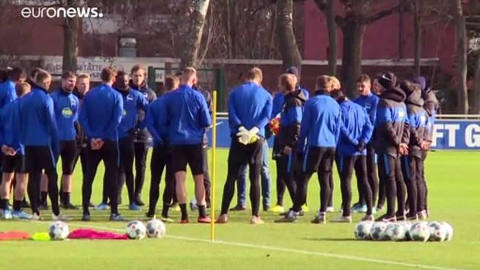 News video: Nach 2 Monaten sagt Jürgen Klinsmann Hertha BSC bye-bye