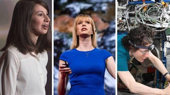 News video: 3 Wissenschaftlerinnen, die du kennen solltest