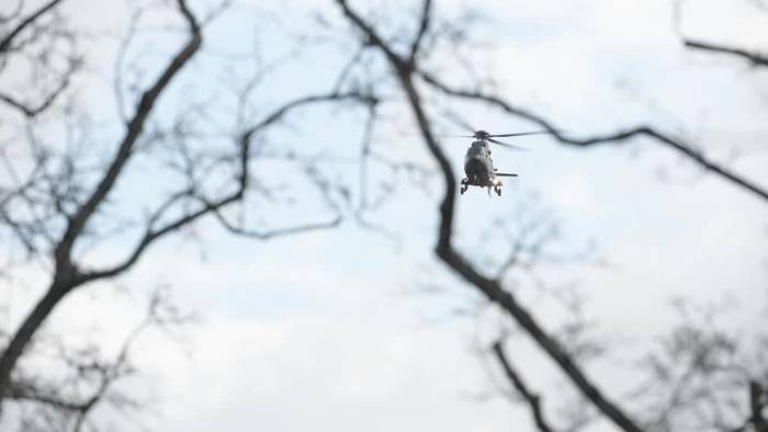 News video: Mord im Tiergarten: Verdächtiger in Karlsruhe eingetroffen