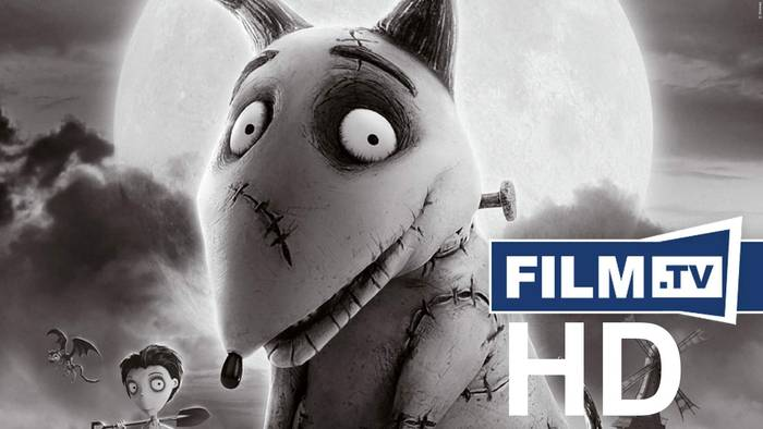 News video: Frankenweenie Trailer Deutsch German (2013)