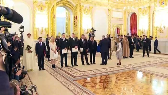 News video: Russland: Wenig Vertrauen in Präsident Putin