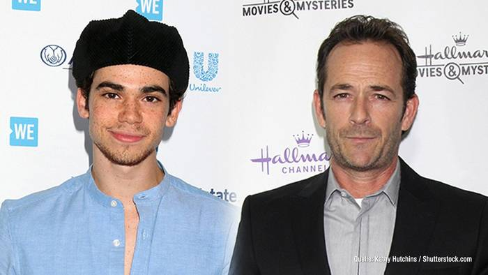 News video: Luke Perry & Cameron Boyce: Bei den Oscars vergessen?