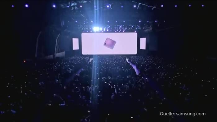 News video: Samsung glaubt weiter an Zukunft von Falt-Smartphones