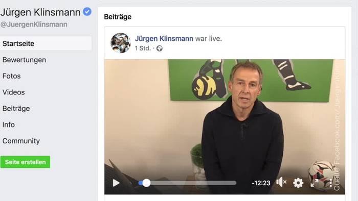 News video: Klinsmann: Rücktritt als Hertha-Coach nach nur 10 Wochen