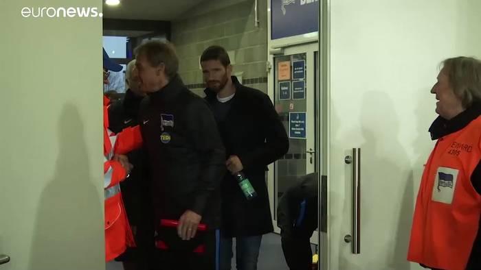 News video: Nach Rücktritt bei Hertha: Klinsmann verliert Posten im Aufsichtsrat