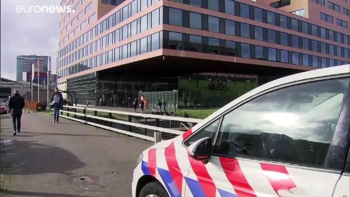 News video: Niederlande: Weitere Briefbomben explodiert