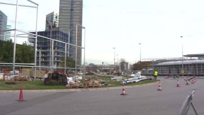 News video: Corona-Angst und Absageflut: Mobilfunk-Messe MWC fällt aus