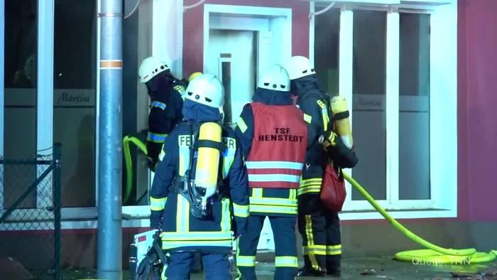 News video: Hakenkreuz und Brand in Restaurant - Staatsschutz ermittelt