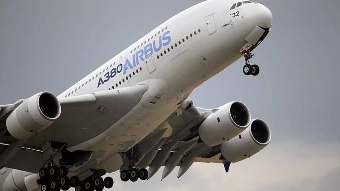 News video: Trotz Rekordjahr ins Minus: Airbus zahlt Milliardenstrafe