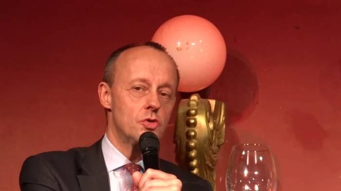 News video: Merz bestätigt indirekt Bereitschaft zu Parteivorsitz