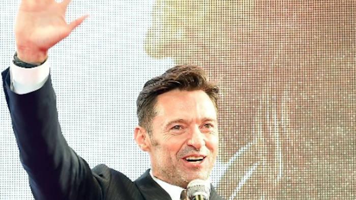 News video: Für einen Fan wird Hugh Jackman zu