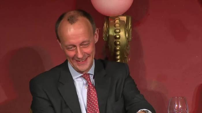 News video: Sechs «K-Fragen» an Friedrich Merz