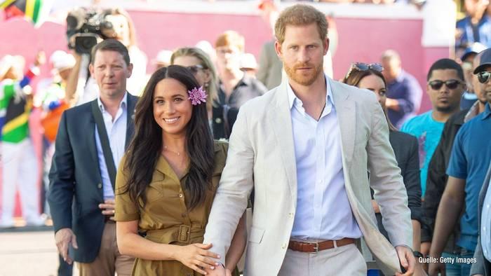 News video: Harry und Meghan: Nach Umzug folgt Entlassungswelle