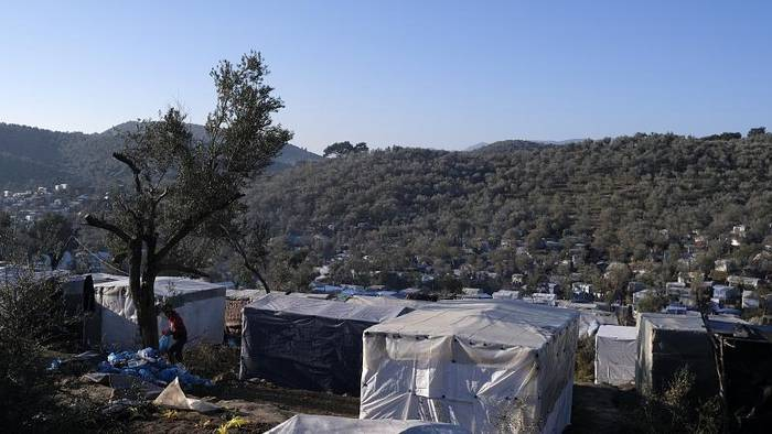 News video: Proteste auf Lesbos: