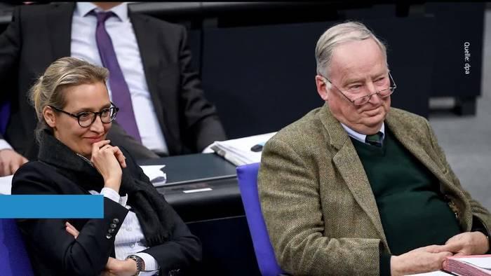 News video: AfD erbt 7 Millionen Euro
