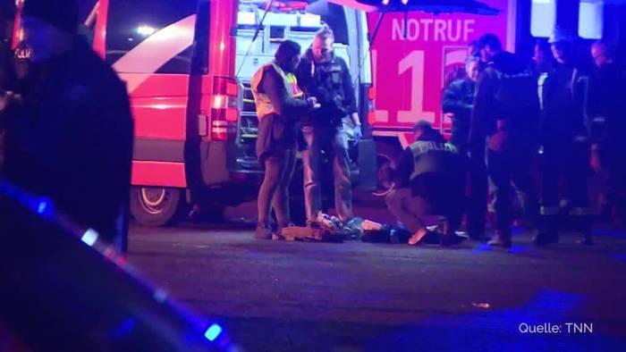 News video: Mann vor Tempodrom erschossen - Täter weiter flüchtig
