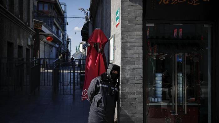 News video: Coronavirus: China meldet weniger Neuerkrankte