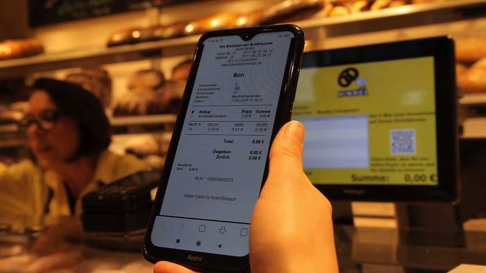 News video: Kassenbonpflicht: Digitale Lösungen gegen den Papiermüll