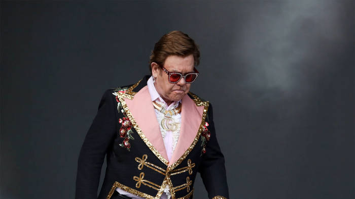 News video: Lungenentzündung: Elton John bricht Konzert in Neuseeland ab
