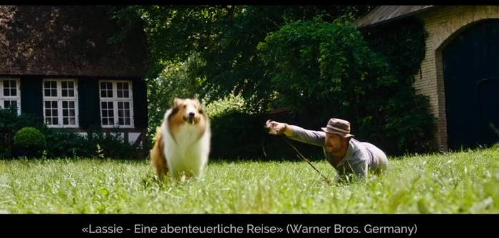News video: Wo Lassie die Schauspielerei gelernt hat