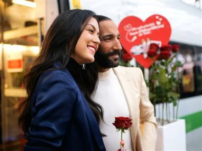 News video: Die wahrscheinlich längste Liebeserklärung der Welt