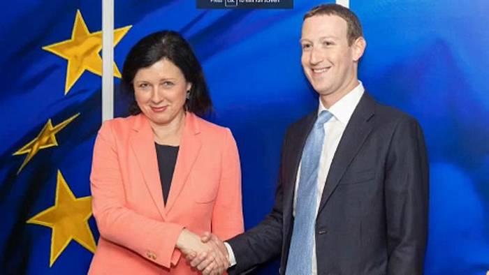 News video: Zuckerberg in Brüssel - unter Ausschluss der Öffentlichkeit
