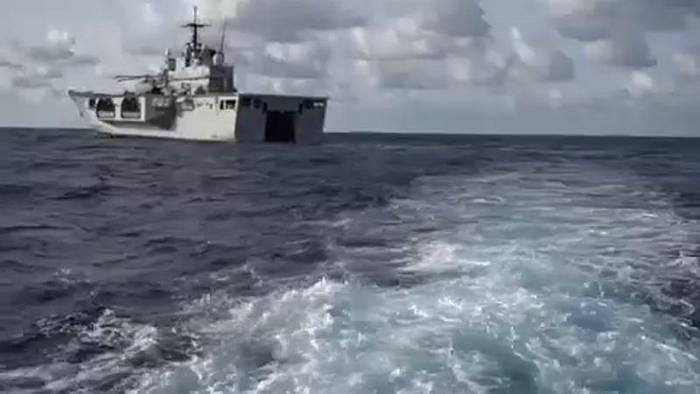 News video: EU ersetzt Mittelmeer-Mission Sophia - Fokus auf Libyen