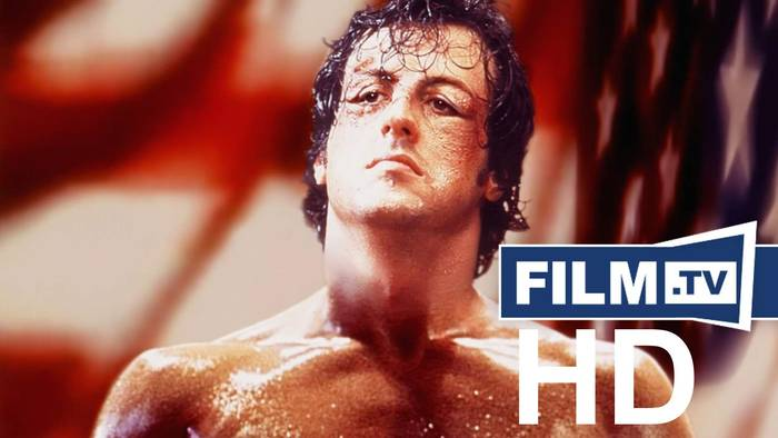 News video: Rocky Trailer Deutsch German (1977)