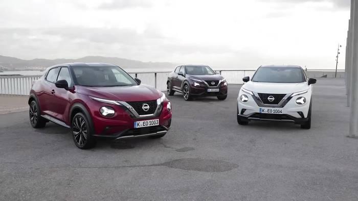 News video: Mit Sicherheit zum Stillstand - Nissan Juke überzeugt mit Notbremssystem