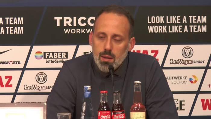 Video: VFL unterliegt dem VFB mit 0-1 / Thomas Reis: