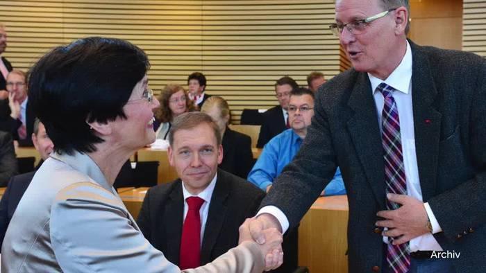 News video: Ramelow: CDU-Politikerin soll Regierungschefin werden