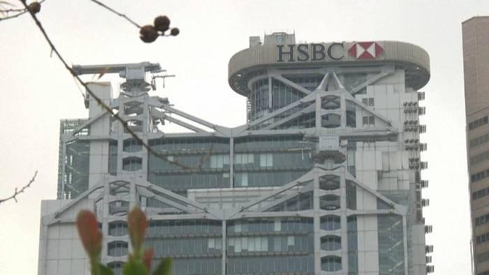 Video: HSBC will Personal auf 200.000 Mitarbeiter reduzieren
