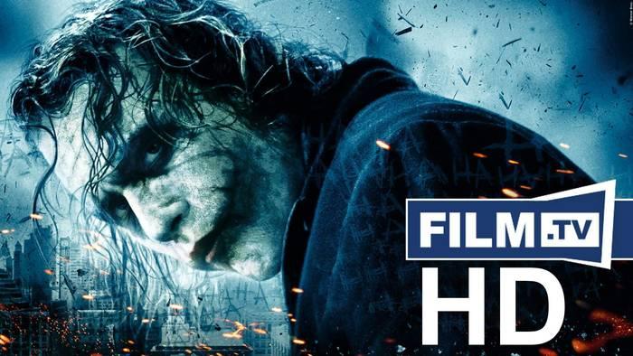 News video: The Dark Knight Trailer Deutsch German (2008)