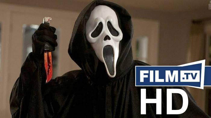 News video: Scream Trailer Deutsch German (1997)